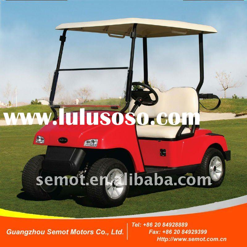 Electric Golf Cart 48V 2.8Kw/3.36Kw 2 Seats - ADC Motor - ZX 4.0 China Electric Golf Car