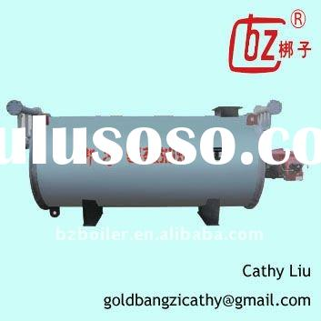 Horizontal Oil/Gas Fired Thermal Oil Heater
