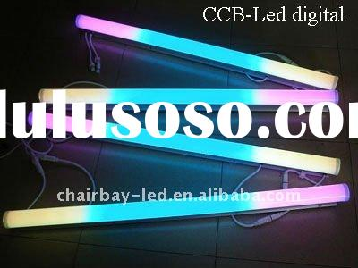 Hot sale high quality rgb LED digital tube light