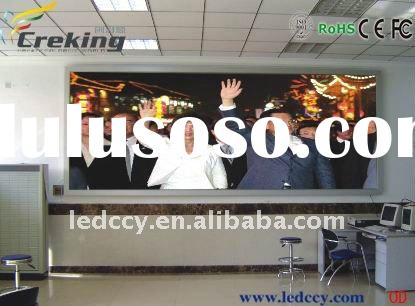 P7.62 indoor Wall Mounted LED Screen