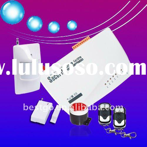 Voice Prompt Wireless GSM Alarm System