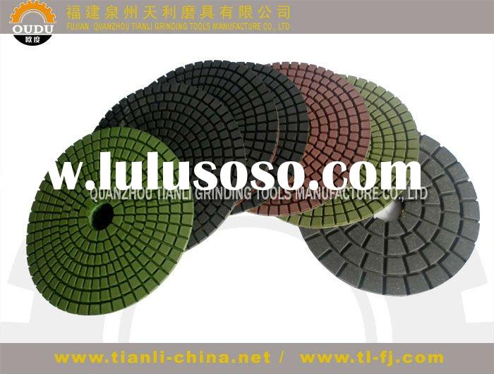 """diamond grinding pad use for Concrete,Renovated floor ,size:3"""",4"""",5"""",6"""",7"""","""