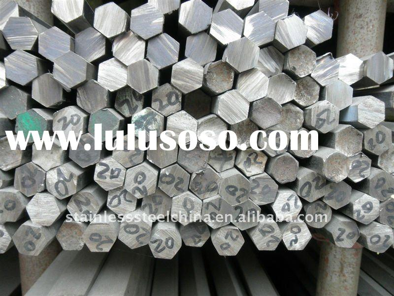 309 cold drawn stainless steel hexagonal bar