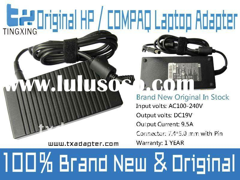 Genuine Original for HP Laptop Power Adapter 19V 9.5A 180W with DC 7.4*5.0mm 1 pin PA-1181-02