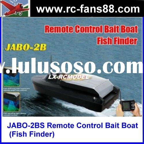 JABO 2BS Remote Control Bait Boat (Fish Finder)