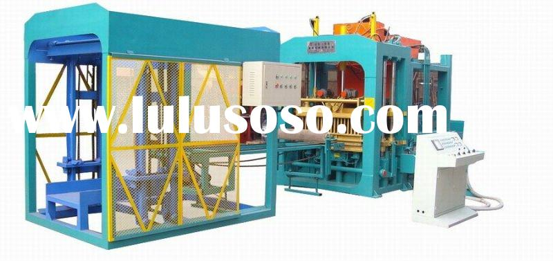 blocking machine bricking making machine concrete blocking machine