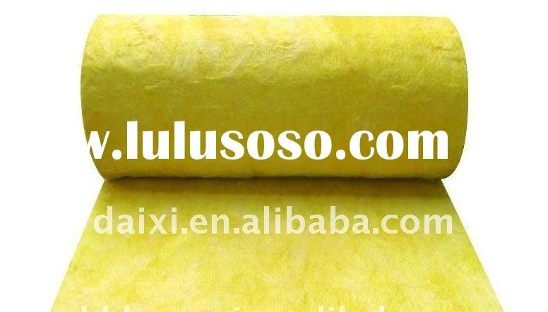 formaldehyde free sound insulation Russia glass wool