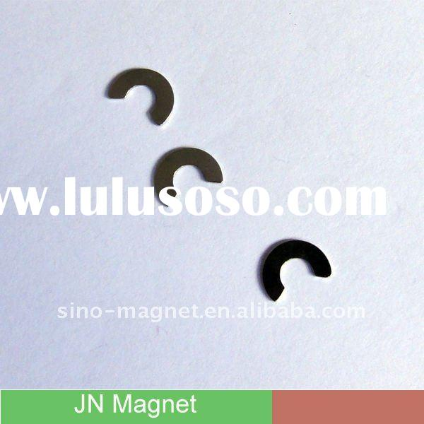 wedge rare earth magnet