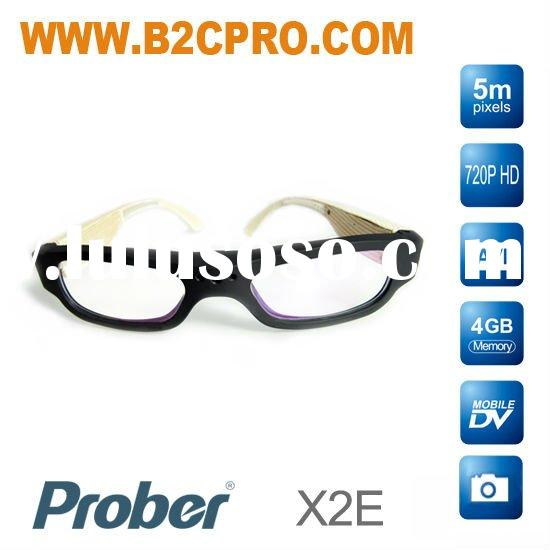 1080P CCTV camera mini recorder glasses (X2E)