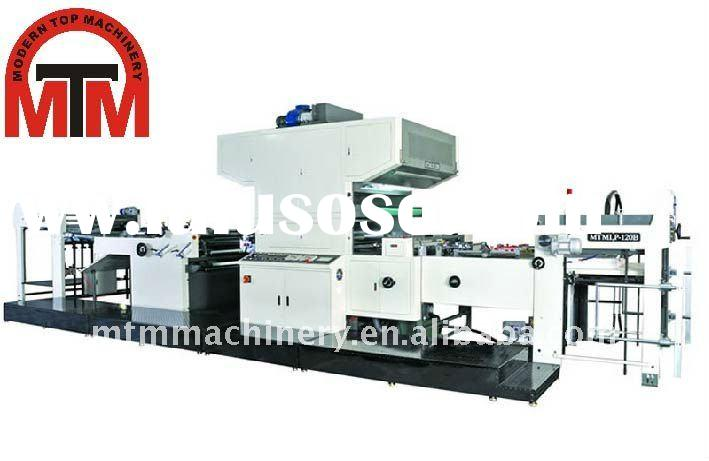 2011 Hot sale thermal laminating machine