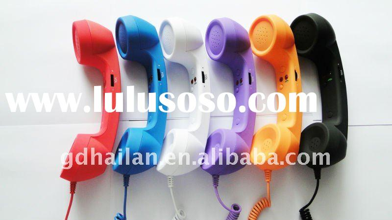 2011 fashion cell mobile phone headset/headphone/Receiver