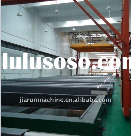 Cheaper Aluminum Anodizing Line