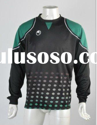 Goak keeper wear soccer uniform football uniform