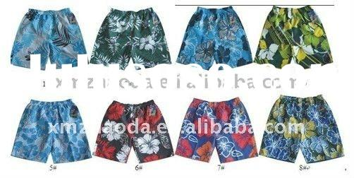 HOT!!! Poly Mens Beach Shorts AS-903
