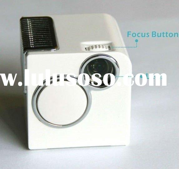 Mobile Mini Pocket Projector Smallest in the world !
