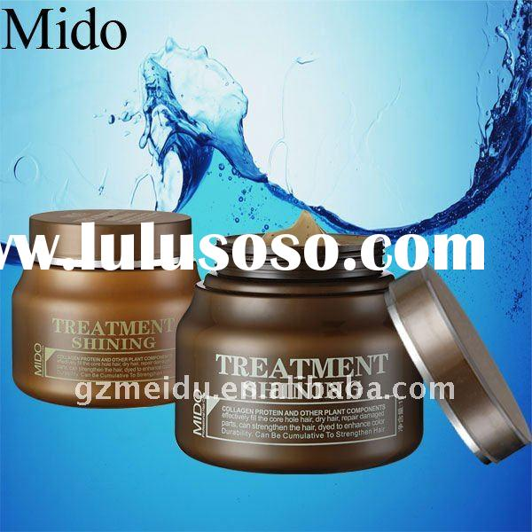 Professional mineral mud hair mask