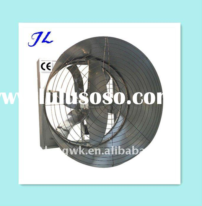butterfly type cone exhaust  fan for poultry house