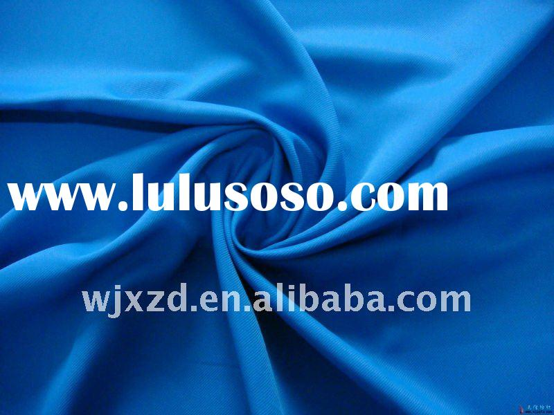 waterproof polyester pongee fabric