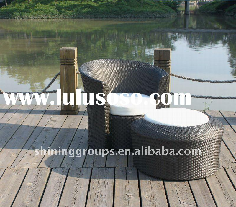 Cozy rattan furniture C043