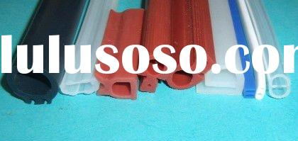 High low temperature Silicone sealing strip
