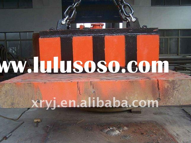 MW84 series lifting magnet for lifting plate steel