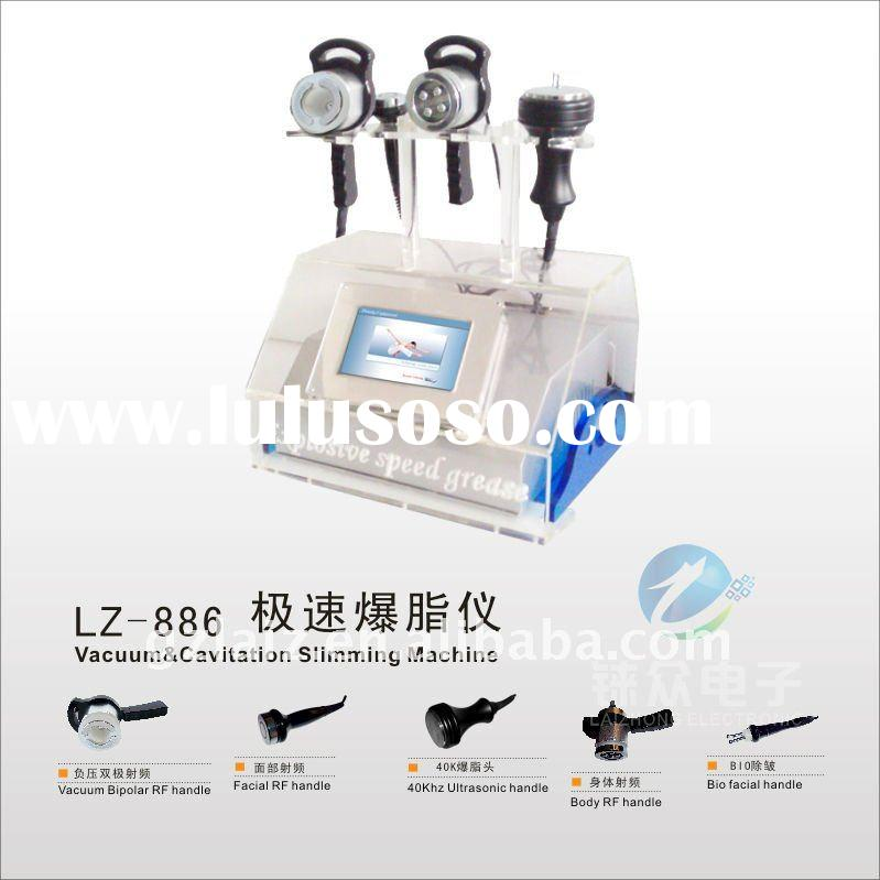 RF Strong sound wave fat loss jimpness beauty machine