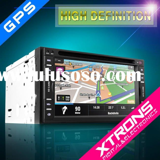 "TD602G : car cd player 6.2"" Touch Screen"