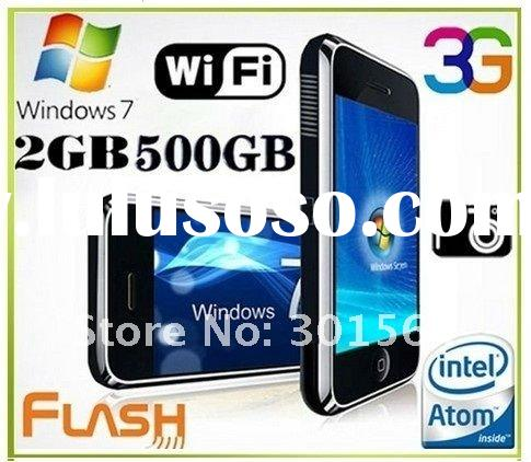 Windows 7 Tablet PC 10 inch 2G/500G 3G Capacitive Hot Sales !!