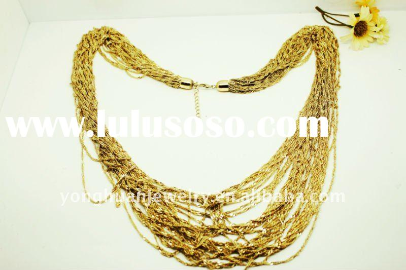 best selling fashion gold jewelry