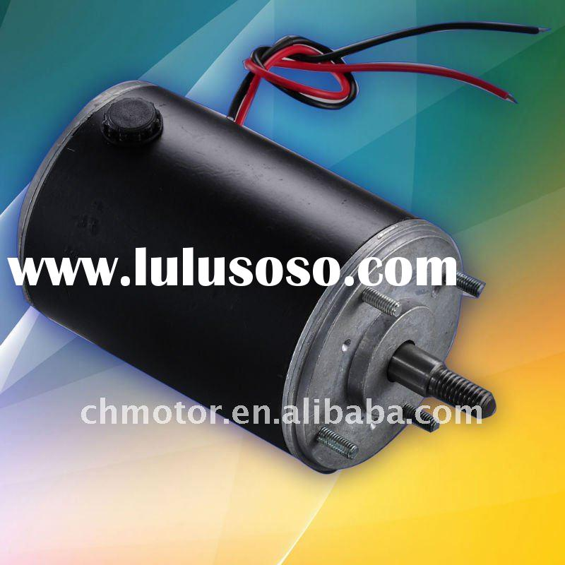 12 volt DC Motor DC Motors of Hair Drier motor with CCC