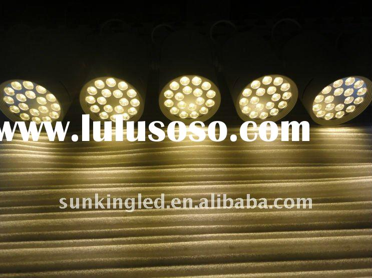 18W high bright led track light + epistar leds+90-100lm/w