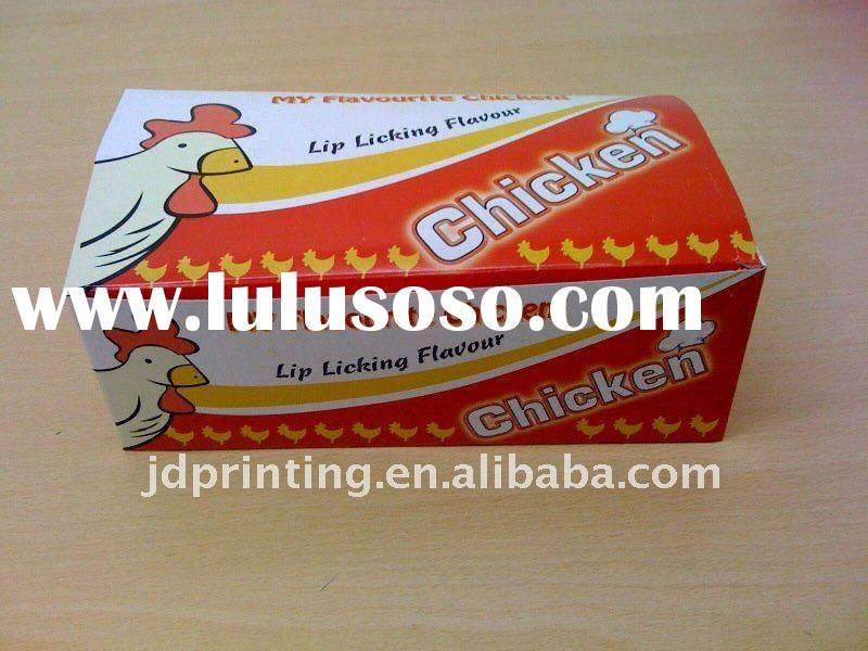 2011 paper  box for food