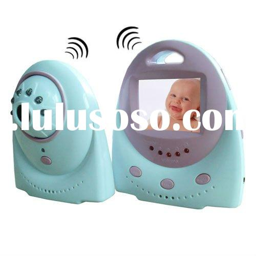 2.4inch LCD, Wireless Baby monitor