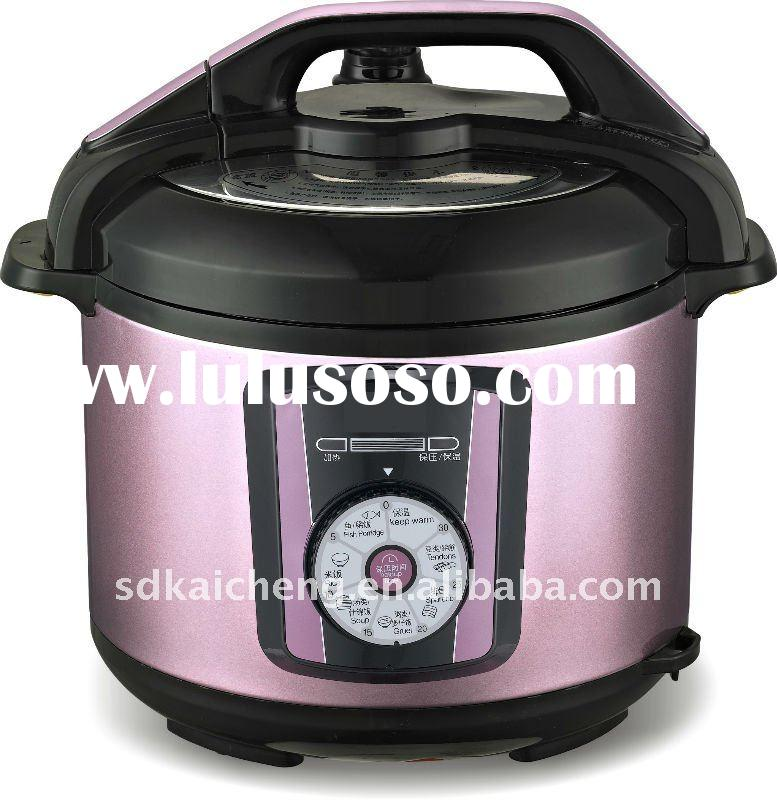 4L Deluxe electric high pressure cooker YBD40-80GII