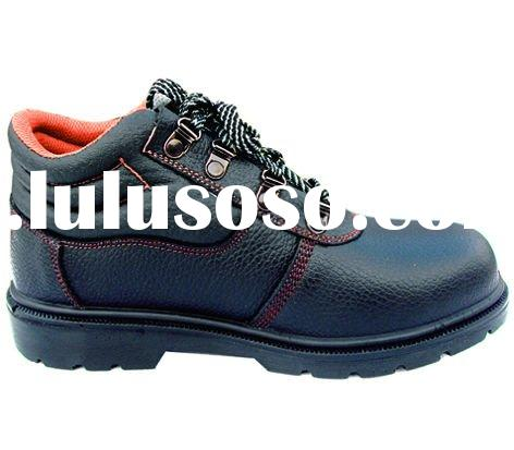 Best seller!Genuine cow leather safety shoes HL-A025 K(1-3)