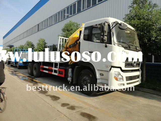 DONGFENG   Large    truck  with crane