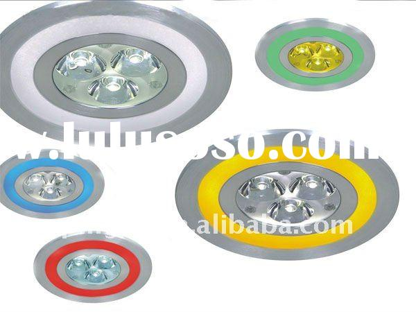 LED Ceiling Lamp/3W/Epistar Chip/High efficiency/High PF