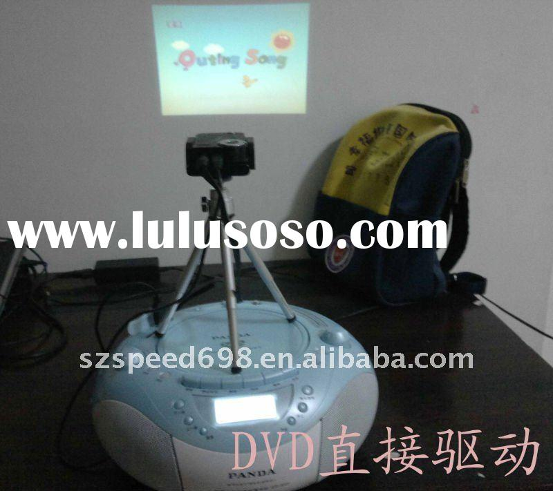 Mini Projector for iPhone 4&4S/iPhone 3GS/3G/iPhoneWith AV OUT)
