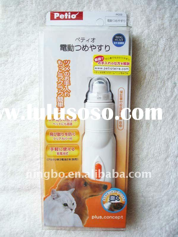 Pet Nail Grooming Care Grinder Trimmer - As seen On TV