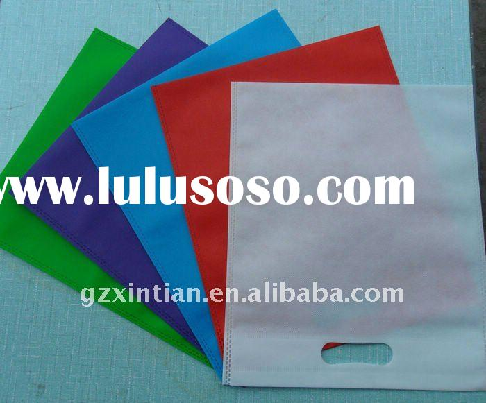 Punching High quality Customized Non-woven Shopping bag XT-F10221
