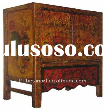 Tibetan home furniture hand painted