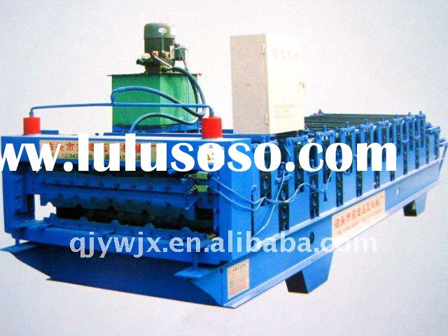 automatic color steel roll forming machinery made in China