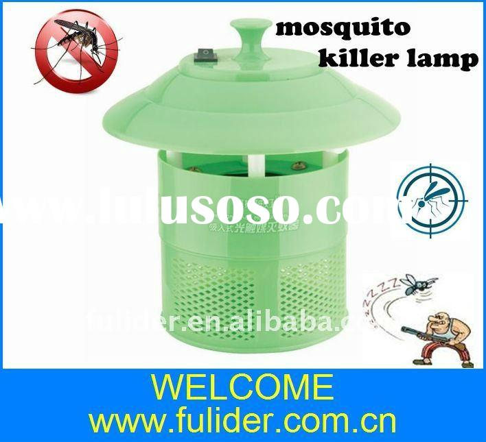 2011 hot sale Absorption photocatalyst mosquito killer light , electronic mosquito killer lamp