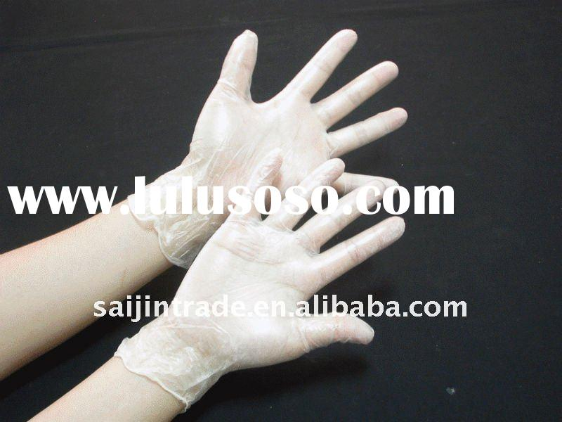 Disposable Powder Free Vinyl Gloves