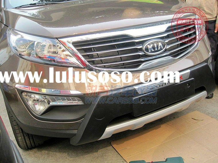 front / rear grille guard for sportage KIA