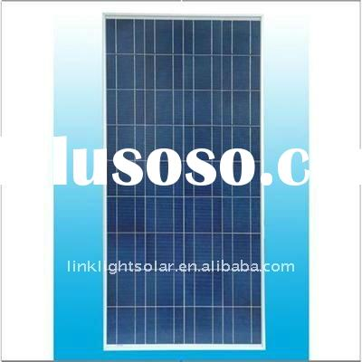 140W Poly Crystalline Solar Panel
