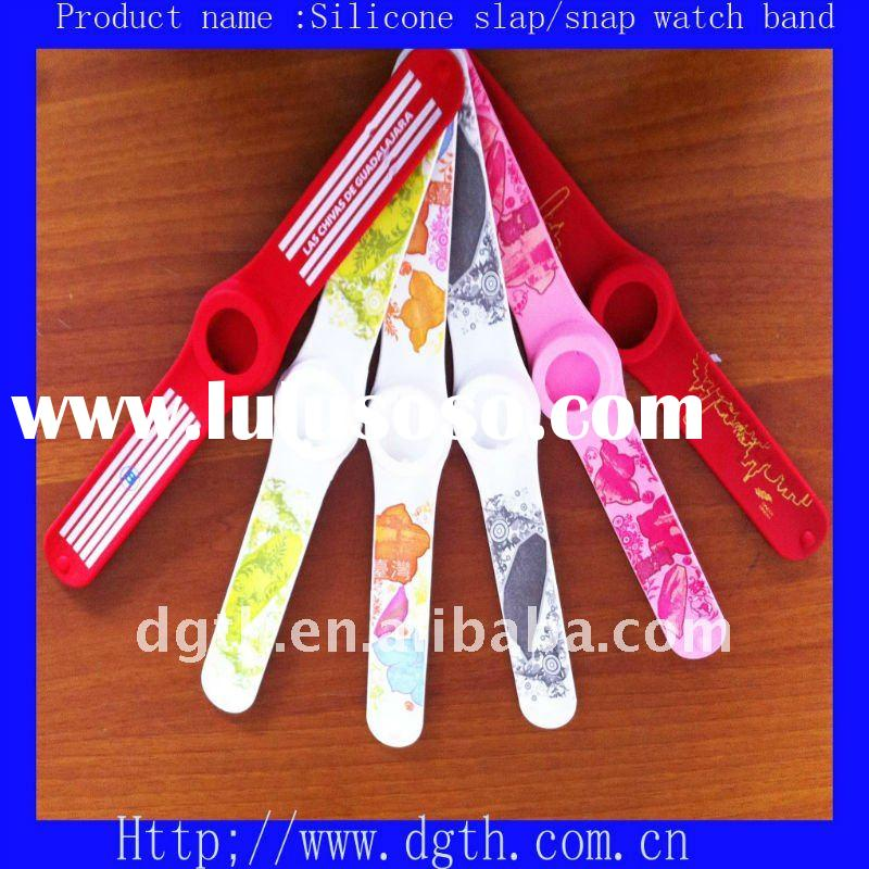 Hot-sell Silicone watch band