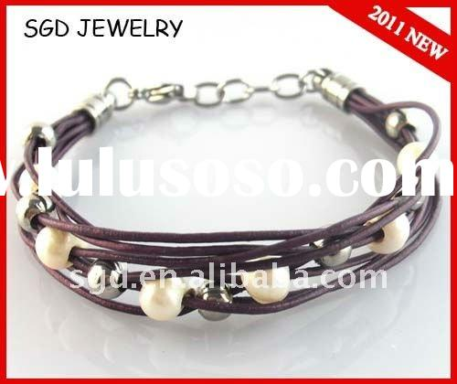 Hot sell stainless steel bracelet in 2011 year,fashion stainless steel chains