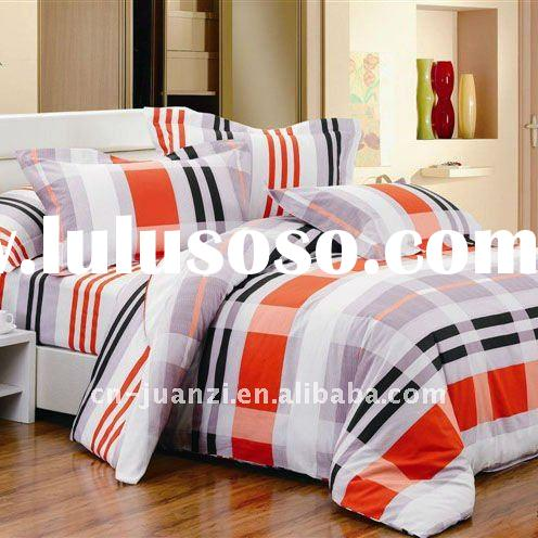 JZ-8910 Pure cotton fitted sheet