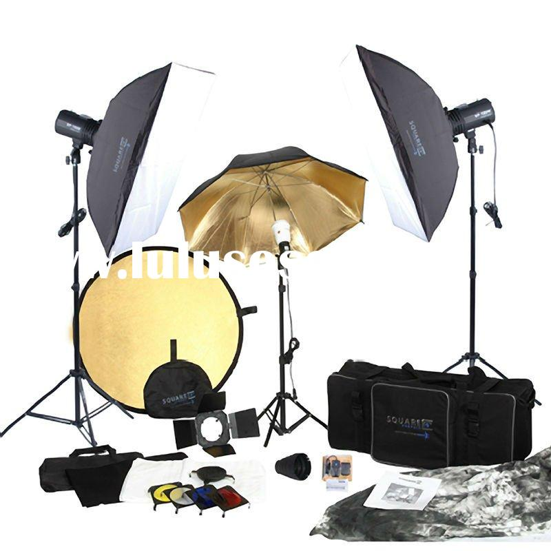 Studio Lighting For Sale: Studio In A Box Photography Light Kit Set Photo Tent For